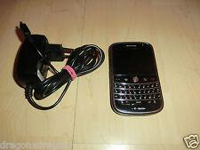 BlackBerry Bold 9000 ohne Simlock, möglicherweise Akku defekt schaltet nicht ein