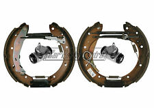 FOR PEUGEOT PARTNER VAN COMBI REAR BRAKE SHOES CYLINDERS ADJUSTERS SHOE FITTING