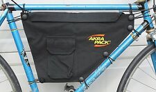 NEW Akra Pack Bike Frame/front triangle Bag,TOURING, road