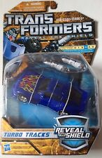 Transformers-Reveal The Shield Turbo tracce Autobot