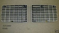 Camaro 70-73 RS Rally Sport Grill Pair **In Stock** 70 71 72 73 Split Grille