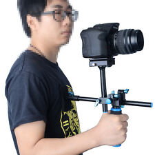 Grip Handle with Rod Clamp f 15mm DSLR Camera Rod Rig Support Rail System UD#20