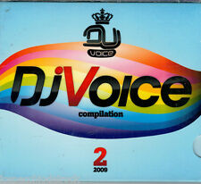 Dj Voice compilation vol. 2, 2009 - Feisbuk, Fedde Le Grand, Gaudino.. - Cd_1537