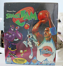 Vintage 1997 SPACE JAM Warner Bros. PC Computer GAME AKKLAIM Video Game SEALED