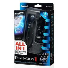 Remington PG6020 All-in-One Rechargeable Personal Grooming Hair Nose Trimmer Kit