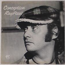 RAY PIZZI: Conception 1977 PABLO Jazz VINYL LP Rare VG++