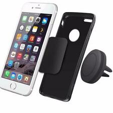 Car Magnetic Air Vent Mount Holder Stand for iPhone Cell Phone GPS UF HOT4