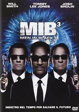Dvd MIB 3 - MIB MEN IN BLACK 3 - (2012)   ......NUOVO