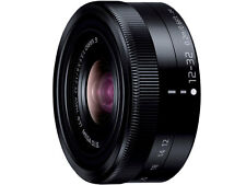 NEW Panasonic Lumix G Vario 12-32 mm F/3.5-5.6 O.I.S ED Lens BLACK IN WHITEBOX