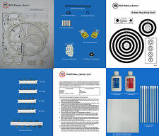 1979 Williams Flash Pinball Deluxe Tune-up Kit - Includes Rubber Ring Kit