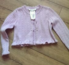 girls bonnie jean gardigan, size 2 years, excellent condition
