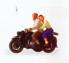 Preiser Exklusivfigur 28148 Motorradfahrer Zündapp Spur HO (16,5 mm) Zubehör