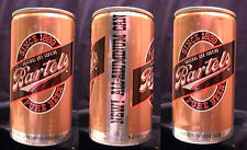 BARTELS PURE BEER - LATE 60'S - 12OZ PULL TAB CAN - WILKES BARRE - VERY CLEAN