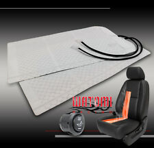 HEATED SEAT HEATER PAD KIT +ROUND HI/LOW SWITCH CAMARO COLORADO SILVERADO DAKOTA