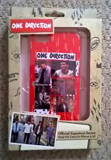 Firma Ufficiale One Direction iPhone 5/5s Case-NUOVO IN SCATOLA