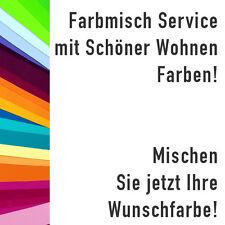 (1L / 4,39€) Schöner Wohnen Reinacrylat Fassadenfarbe 2,5 L: IHRE WUNSCHFARBE