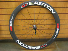 NEW Easton EC90 AERO Front only Tubular Carbon Fiber TT/Tri Road Bike Wheel