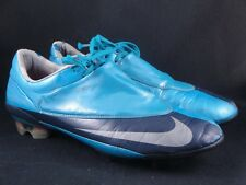 Nike Mercurial Vapor V Sz US 9 UK 8 Orion Blue - italy carbon fiber ronaldo vi 5