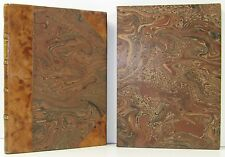 COLLECTION L'HOMME Le Pesage JEAN TRARIEUX Slipcase FINE BINDING C1929