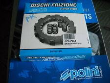 POLINI 2300018 SERIE FRIZIONE RACING VESPA 125-150 PX-TS-GTR ANNI 70-80-90