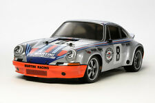 Tamiya 58571 1/10 TT02 RC Car Kit Martini Racing Porsche 911 Carrera RSR w/ESC