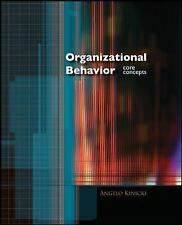 Organizational Behavior: Core Concepts, Angelo Kinicki, Good Book