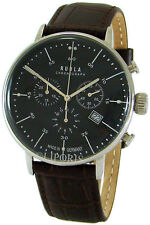 Ruhla Chrono Made in Germany Edelstahl Chronograph Uhr menwatch swiss movt Garde