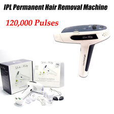 NEW Laser IPL Permanent Safe Hair Removal Machine For Face&Body 120,000 Pulses