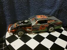 #52 Bard McGuire 2010  Custom Modified LATE MODEL DIRT 1/24