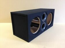 "Custom Ported Subwoofer Box Sub Enclosure for 2 12"" Kicker CompVX CVX - 34 Hz"