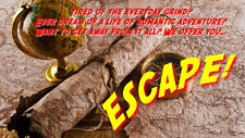 Escape! Radio Program - OTR - Old Time Radio - All Known Episodes -  9 MP3 CD's!