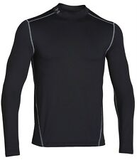 Under Armour Men's UA Base Layer ColdGear Mock New Mens 4XL MSRP $50 1265648