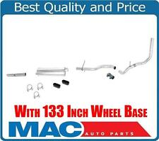 1987-1995 Ford Pick Up F150 133 Inch Wheel Base 4.9L Muffler Exhaust System