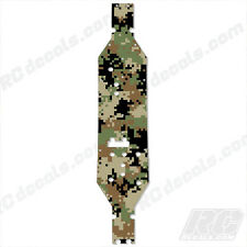 1/10 EXO Terra Buggy Axial Main Chassis Plate Protector EXO AX30798 Digital Camo