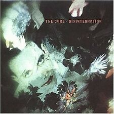 "THE CURE ""DISINTEGRATION (REMASTERED)"" 2 LP VINYL NEU"