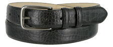 The Spectre - Mens Italian Calfskin Genuine Leather Dress Belt, Sizes 32-54!