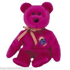 """Ty  Beanie Babie * MILLENNIUM * The Teddy Bear 8""""  4226"""