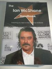 THE IAN McSHANE HANDBOOK SOFT BACK 280 PAGES A4 SIZE -LOVEJOY-DEADWOOD-DALLAS
