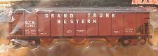 Atlas HO #20002921 Grand Trunk Western AAR 70-Ton Hopper 9-Panel /Trainman