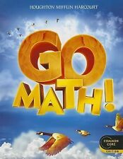 Grade 3 Go Math Student Worktext and Practice Book Common Core