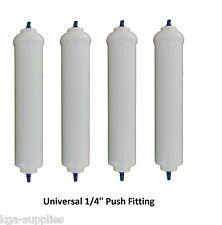 4 X Compatible Samsung DA29-10105J HAFEX/EXP External Refrigerator Water Filter