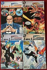 Superman's Nemesis Lex Luthor (1999) #1-4 - Comic Books - DC Comics