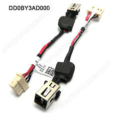 DC POWER JACK SOCKET CABLE HARNESS Toshiba L840 L840D L845 L845D DD0BY3AD000