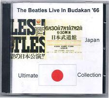 Beatles Live Complete Concert in Budakan, Japan '66 2 DVD set