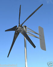 KT5 Wind Turbine LOW WIND SC 5 Blade 1685W 48 volt AC  3-wire 14 magnet 6.3 kWh