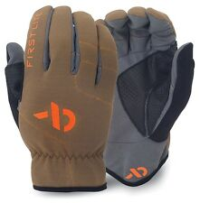 New First Lite Scree Tactical Hunting Shooting Glove Dry Earth X-Large