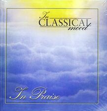Brand New In Classical Mood: In Praise #34 CD & Book Mozart Vivaldi Handel Verdi