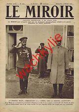 Le miroir n°167 du 04/02/1917 Mazel Suisse Largin Mont Athos Nouvelle-Calédonie