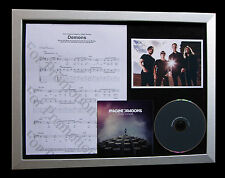 IMAGINE DRAGONS Demons CD QUALITY MUSIC FRAMED DISPLAY+EXPRESS GLOBAL SHIP