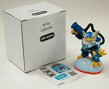 Skylanders Giants JET-VAC Lightcore Figure/Code NEW in Box Wii-U PS3 3DS Xbox360